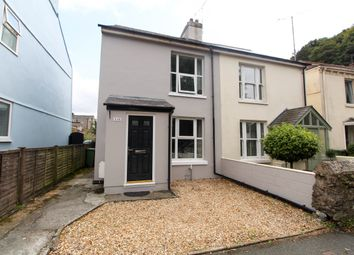 Thumbnail 2 bed semi-detached house for sale in Fore Street, Plympton, Plymouth