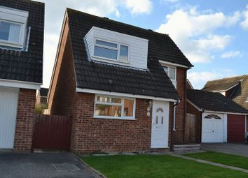 Thumbnail 3 bed detached house to rent in Billing Close, Old Catton, Norwich