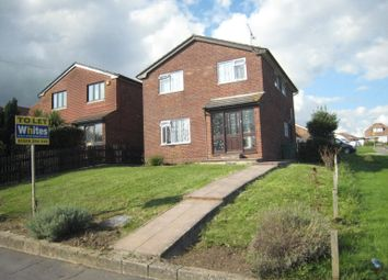 Thumbnail 4 bed detached house to rent in Gudge Heath Lane, Fareham