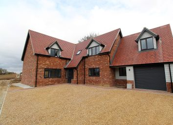 6 bed detached house for sale in Hillcrest Approach, Bramford, Ipswich IP8