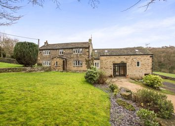 Thumbnail 6 bed detached house for sale in Shibden Hall Road, Halifax