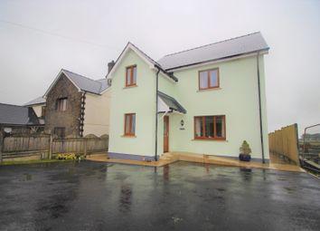 Thumbnail 3 bed detached house for sale in Croeslan, Llandysul
