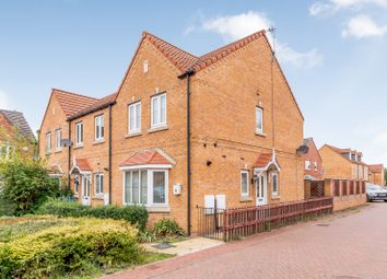 Thumbnail 3 bed town house for sale in Mallard Chase, Hatfield, Doncaster