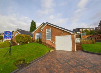 Thumbnail 3 bedroom detached bungalow for sale in Broadhill Road, Stalybridge