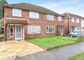 Thumbnail 3 bedroom semi-detached house for sale in Old Windsor, Berkshire