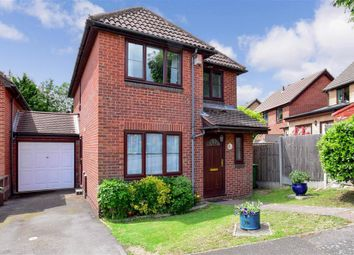 Thumbnail 4 bed detached house for sale in St. Margarets Close, Maidstone, Kent