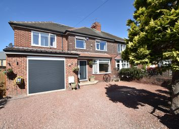 Thumbnail Semi-detached house for sale in Barnsdale Road, Allerton Bywater, Castleford