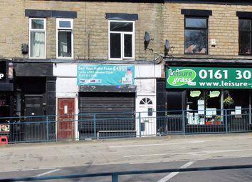 Thumbnail Studio for sale in Mottram Road, Stalybridge