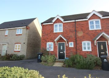 Thumbnail 2 bed semi-detached house for sale in Wellington Grove, Cinderford