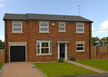 Thumbnail 4 bed detached house to rent in Sandwath Lane, Church Fenton, Tadcaster