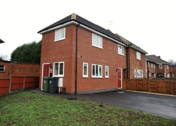 Thumbnail 1 bed flat to rent in Broadway, Loughborough