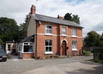 Thumbnail 4 bed semi-detached house for sale in St. Martins Road, Gobowen, Oswestry