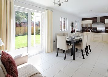 "Thumbnail 6 bedroom detached house for sale in ""Longrush"" at East Calder, Livingston"