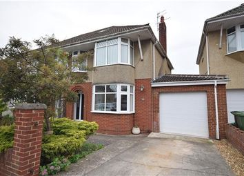 Thumbnail 4 bed semi-detached house for sale in Oakdale Road, Downend, Bristol