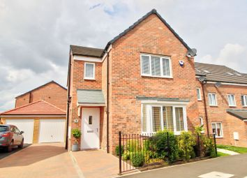 Thumbnail 3 bed detached house for sale in Redshank Drive, Hetton Le Hole, Houghton Le Spring