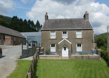 Thumbnail Farm for sale in Cwrt-Y-Cadno, Pumpsaint, Llanwrda
