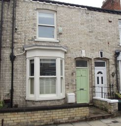 Thumbnail 2 bed terraced house to rent in Russell Street, Off Bishopthorpe Rd. York