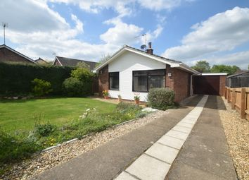 Thumbnail 2 bed detached bungalow for sale in Castle Road, Hadleigh, Ipswich