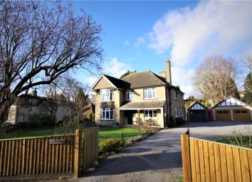 Thumbnail 5 bed detached house for sale in Mill Lane, Old Town, Swindon, Wiltshire