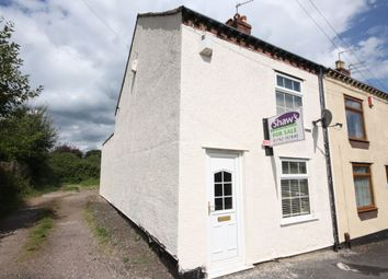 Thumbnail 2 bed town house for sale in Newtown, Newchapel, Stoke-On-Trent