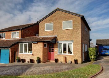 Thumbnail 4 bedroom detached house for sale in Langham Close, North Baddesley, Southampton