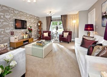 "Thumbnail 4 bed detached house for sale in ""Ripon"" at Monkton Lane, Hebburn"