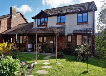 Thumbnail 5 bed detached house for sale in Laxton Close, Locks Heath