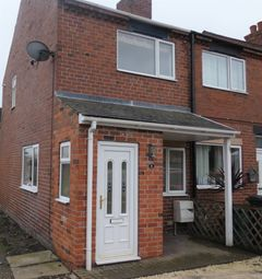 Thumbnail 2 bed semi-detached house for sale in Victoria Road, Norton, Doncaster