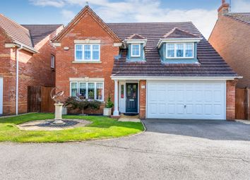 Thumbnail 4 bedroom detached house for sale in Villa Way, Wootton, Northampton