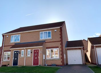Thumbnail 2 bedroom semi-detached house for sale in Harland Road, Lincoln