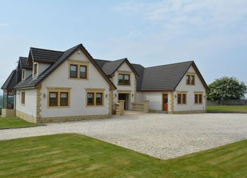 Thumbnail 6 bed detached house for sale in Calderbank Road, Airdrie