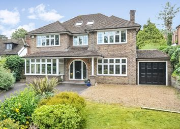 Thumbnail 5 bed detached house to rent in Harestone Hill, Caterham, Surrey