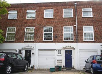 Thumbnail 6 bedroom terraced house to rent in Blenheim Gardens, Kingston Upon Thames