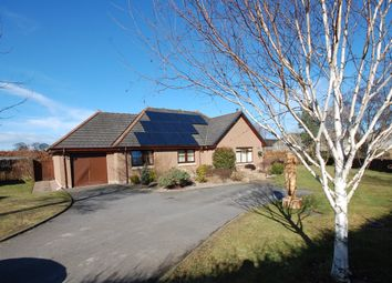 Thumbnail 3 bed detached bungalow for sale in Lithe Lochan, Longmorn, Elgin