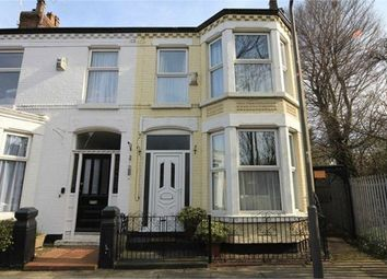 Thumbnail 3 bedroom end terrace house for sale in Trentham Avenue, Allerton, Liverpool, Merseyside