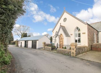 Thumbnail 3 bed detached house for sale in Crowden Road, Northlew, Okehampton