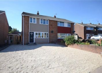 Thumbnail 3 bed semi-detached house for sale in Baird Avenue, Basingstoke, Hampshire