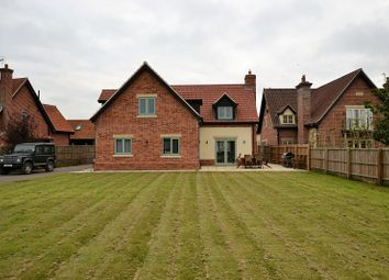 Thumbnail 4 bed detached house for sale in The Old Dairy Mews, East Harling, Norwich, Norfolk