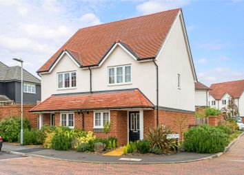 Thumbnail 2 bed semi-detached house for sale in Saunders Avenue, Bishopdown, Salisbury, Wiltshire