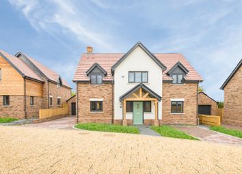 Thumbnail 4 bedroom detached house for sale in Pedley Lane, Clifton, Shefford
