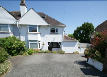 Thumbnail 5 bed semi-detached house for sale in Osney Crescent, Paignton