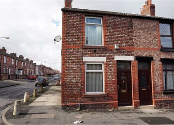 Thumbnail 2 bed end terrace house for sale in Crowther Street, St. Helens