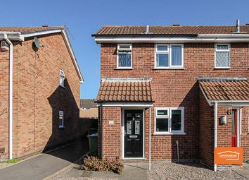 Thumbnail 1 bed semi-detached house for sale in Taverners Close, Willenhall
