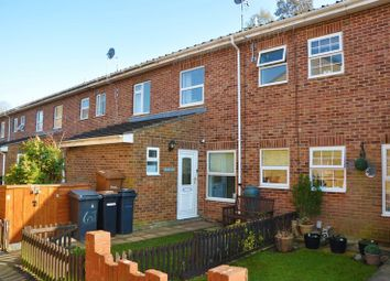 Thumbnail 3 bed terraced house for sale in Galahad Close, Andover