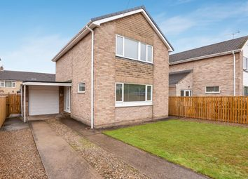 Thumbnail 3 bed detached house for sale in Whitcliffe Drive, Ripon