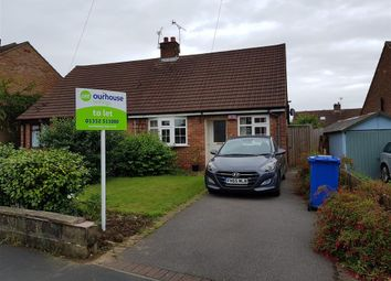 Thumbnail 2 bed detached bungalow to rent in Clifton Drive, Mickleover, Derby