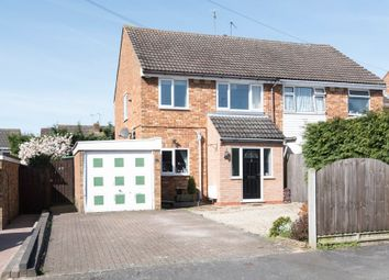 Thumbnail 3 bed semi-detached house for sale in Mill Crescent, Southam