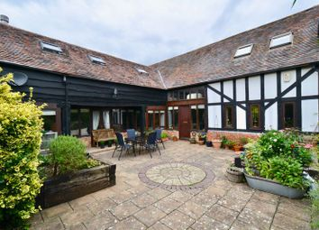 Thumbnail 5 bed barn conversion for sale in Evesham Road, Norton, Evesham