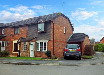 Thumbnail 3 bedroom semi-detached house to rent in Friesland Close, Swindon, Wiltshire