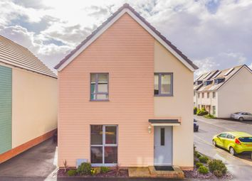 Thumbnail 4 bedroom detached house for sale in Great Copsie Way, Bristol